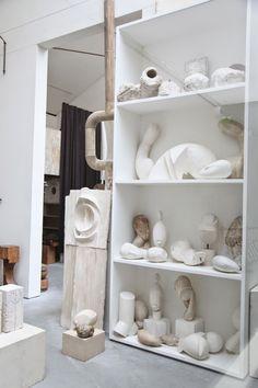 Constantin Brancusi Atelier Brancusi  Place George Pompidou near rue Rambuteau 75004