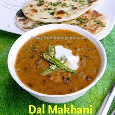 Foody - Buddy: Dal Makhani Recipe in Crock Pot & Pressure Cooker Method