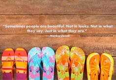 Relationship, inner beauty quote, Sometimes People Are Beautiful Not In Looks