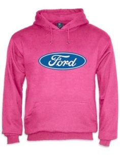 Ford hoodie, for all them Ford girls out there!!