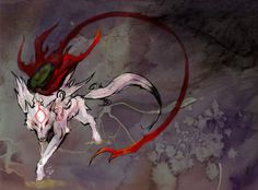 Okami by nightgallon on DeviantArt