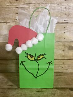 The Grinch Bag
