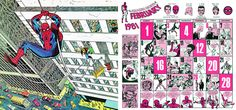 1981/2015 Marvel Comics Calendar - February