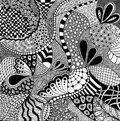 Zentangle Square 4
