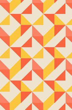 geo seamless pattern