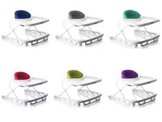 Best Baby Walkers Reviews that Work on Carpet from the Joovy Spoon Walker Charcoal, Purpleness, Red, Jade, Blueberry and Greenie