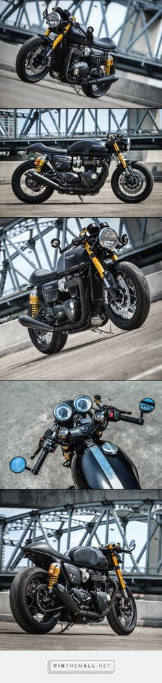 Darkster: K-Speed's Triumph Thruxton R | Bike EXIF - created via https://pinthemall.net