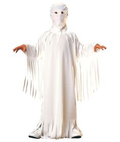 2 Fuller Cut Kids Ghost Costume - Kids Costumes You are in the right place about kids costume Costume Halloween, Mode Halloween, Ghost Halloween Costume, Ghost Costumes, Halloween Fashion, Halloween Fancy Dress, Halloween Horror, Adult Costumes, Halloween Ideas