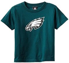 NFL Philadelphia Eagles Logo Baby Football TShirt 24 Months >>> Check this awesome product by going to the link at the image.