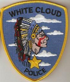 White Cloud PD MI 1