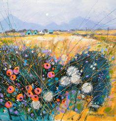 Deborah Phillips - Cairngorm Weedy Harvest