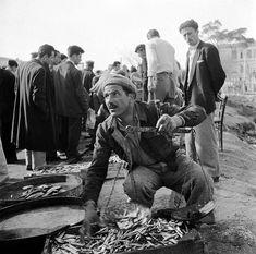 Evans, περ. 1947, Θεσσαλονίκη,