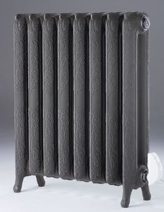 Electric Liberty - ornate electric cast iron radiator