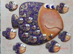Gallery.ru  - Alevtinushka_Crafts from Salt Dough