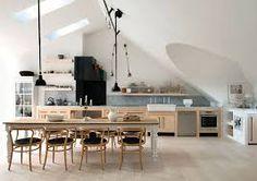 open shelves in kitchen - Αναζήτηση Google