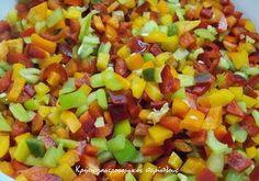 Η πρότασή μας: Διατήρηση 7 λαχανικών εποχής με παλιούς και σύγχρονους τρόπους - cretangastronomy.gr Fruit Salad, Cooking Tips, Cantaloupe, Salsa, Mexican, Beef, Ethnic Recipes, Food, Meat