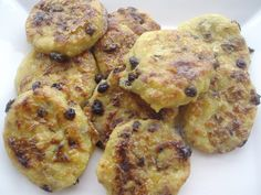 Receta galletas de patatas a la griega
