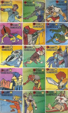 Thundercats Cartoon, He Man Thundercats, Cartoon Toys, Cartoon Art, Cartoon Characters, Best 80s Cartoons, Kratos God Of War, Nostalgia Art, Jack Kirby Art
