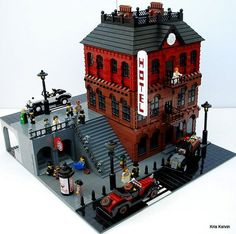 Hotel | Full Gallery - www.brickshelf.com/cgi-bin/gallery.cg… | Flickr