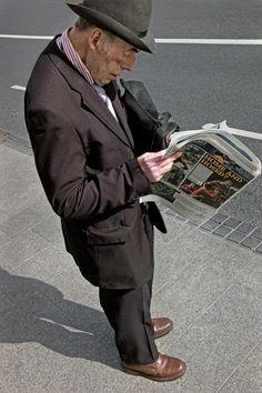 i, Dublin street portraits - Photographs and text by Eamonn Doyle | LensCulture