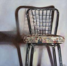 Grandma's Chair by Angela Bentley Fife
