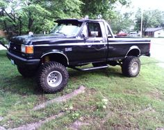 Ford Lifted F-150s