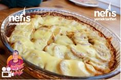 Fırında Karnabahar - Nefis Yemek Tarifleri - nurdan_ikramlar Macaroni And Cheese, Pasta, Ethnic Recipes, Desserts, Food, Anne, Tailgate Desserts, Mac And Cheese, Deserts