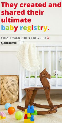 Create the perfect baby registry featuring top brands and products from your favorite retailers. Easily share it with others and save money with Shopswell's price tracking tool. Make your dream baby registry a reality now.