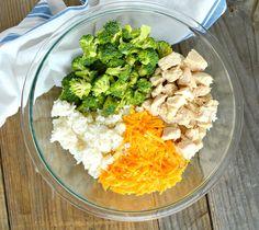 Chicken Broccoli Rice Casserole 10