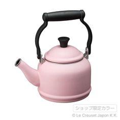 【キッチンを彩るケトル】ル・クルーゼならではのカラーラインでキッチンを楽しく。 [¥10,000]