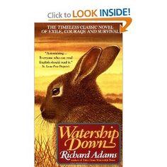 "Richard Adams' ""Watership Down."""