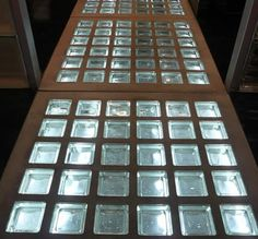 Glass Block On Pinterest Glass Blocks Glass Block