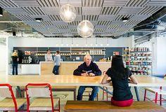 Las 12 oficinas mas chulas del mundo - Arquitectura Ideal - Facebook 4