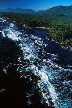 Pacific Rim, West Coast Vancouver Island, British Columbia, Canada   by BCVacation