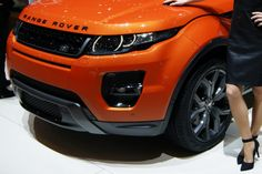 2015 Range Rover Evoque Dynamic Autobiography