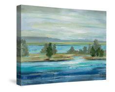 Isthmus Canvas Wall Art – Laural Home