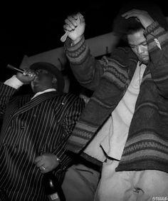 BIG & Method Man