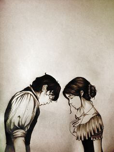 Fan Art/Drawing Wessa, will herondale and tessa gray from The Infernal Devices series by Cassandra Clare