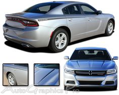 Vinyl Graphic Stripe Decal Kits Vehicle Specific Accent Striping Decals Packages | AutoGraphicsPro Fast Install Car Decals