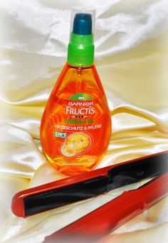 #Garnier #FructisWunderöl  http://huhu-landei.blogspot.de/2013/09/garnier-fructis-wunder-ol.html