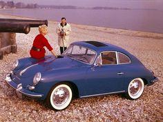 1960 - Porsche 356-B Coupe