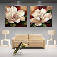 Modern white lotus definition pictures canvas Home Decoration living room Wal.,Modern white lotus definition pictures canvas Home Decoration living room Wall modular painting Print (no frame) Immortalize Your Memories wit. Canvas Home, Wall Canvas, Wall Art, Modern Art Prints, Living Room Pictures, Living Room Art, Canvas Pictures, Room Paint, Picture Wall