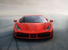 The Ferrari 488 ...