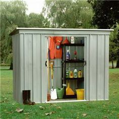 find this pin and more on metal sheds by shedsdirectuk