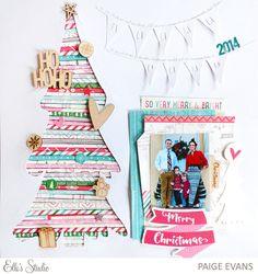 Celebrate December withh Paige Evans | Elle's Studio Blog
