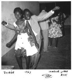 Malick Sidibe, Soirée, 1963