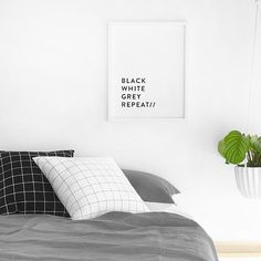Here we showcase a a collection of perfectly minimal interior design examples for you to use as inspiration. Check out the previous post in the series: Minimal Master Bedroom Design, Home Bedroom, Bedroom Decor, Bedrooms, Bedroom Ideas, Interior Design Examples, Interior Design Inspiration, Bedroom Inspiration, Design Ideas