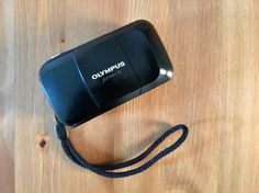 Olympus mju-1  Olympus Infinity Stylus 35mm by OldCamerasAndStuff
