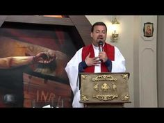 Novena das Mãos Ensanguentadas de Jesus - 23/09/2014 - 1º Dia: A Fé - YouTube