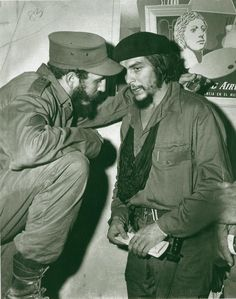 Fidel Castro and Che Guevara, 1959